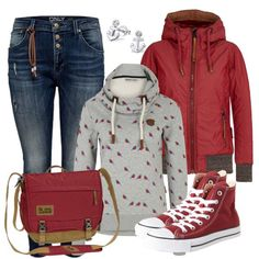 Fall Outfits: LookofthisDay at FrauenOutfits. Winter Outfits For Work, Fall Fashion Outfits, Casual Fall Outfits, Womens Fashion, Autumn Outfits, Outfits Damen, Komplette Outfits, Sweaters And Jeans, Autumn Winter Fashion