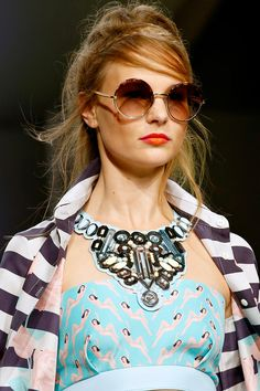 Holly Fulton Spring 2013 RTW - Review - Collections - Vogue
