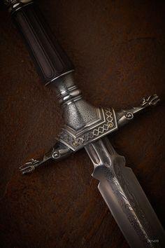 """Melanthe"" - Daggers - 2knife"