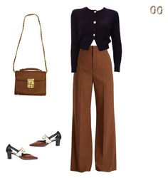 Designer Clothes, Shoes & Bags for Women Teen Fashion Outfits, Look Fashion, Fashion Brand, Cute Casual Outfits, Stylish Outfits, Polyvore Outfits, Polyvore Fashion, Mode Dope, Outing Outfit