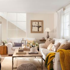 Une maison adaptée à une famille nombreuse - PLANETE DECO a homes world Condo Interior, Indian Home Interior, Home Interior Design, Open Space Living, Common Room, Living Styles, Dream Rooms, House Rooms, Cozy House