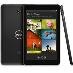 Win A Dell Android Tablet
