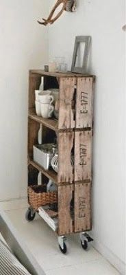 Reaproveitando gavetas e portas antigos em novos móveis ~ ARQUITETANDO IDEIAS