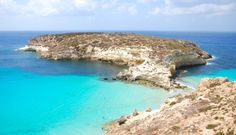 Isola dei Conigli - Isola di Lampedusa - Agrigento - Sicilia /  Rabbit Island - Island of Lampedusa - Agrigento - Sicily #sea #mare #beaches #spiagge #Italia #Italy #IlikeItaly #Sicily #Sicilia