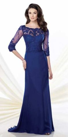 Mon Cheri Mother of the Bride Dress 214941 – The Rose Dress Online Store