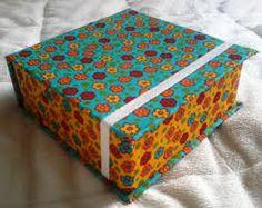artesanato passo a passo com caixa de papelao - Pesquisa Google