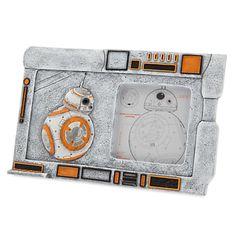BB-8 Frame - 3 1/2'' x 3 1/2'' - Star Wars: The Force Awakens | Disney Store