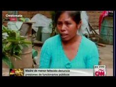 """CNN México - """"Entrevista a Elia Tamayo"""""""