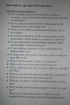 Trick questions to ask your boyfriend best questions to ask to get to