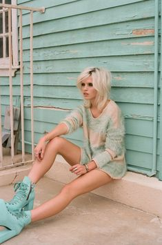 Nasty Gal August '12 Lookbook