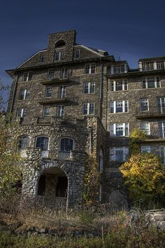The Buck Hill Inn- Buck Hills Falls, Cresco, Monroe County, Pocono Mountains, PA
