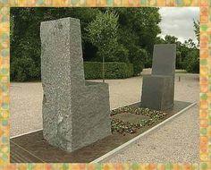 Hafiz-Goethe memorial in Weimar.