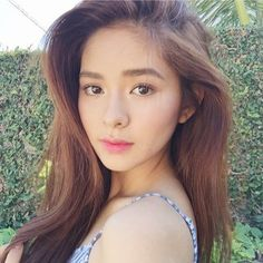 Loisa Andalio ♡ Ideal Girl, Pretty Babe, Saved By Grace, Celebs, Celebrities, Pinoy, Best Actress, Makeup Inspiration, Hair Goals