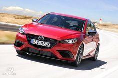 Vuelven los rumores: ¿Mazda3 MPS para el Salón de Fráncfort?