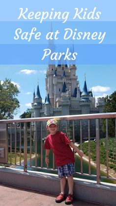 Travel safety with kids is priority #1. You want to have fun on your trip but you want to keep kids from getting lost, hurt, bug bit, sunburned and more! Check out these practical and inexpensive ways to keep kids safe on vacation. .  #Disneyland #DisneyWorld #Disney #TravelwithKids #SafeTravel #FamilyTravel