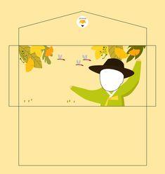 웃긴 추석 용돈 봉투 무료 도안! *재배포 금지 : 네이버 블로그 Pikachu, Fictional Characters, Fantasy Characters
