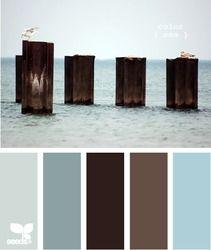 color sea. My favorite pallet  :)