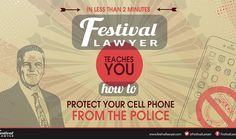 Former Prosecutor Teaches You How to Protect Your Phone From Police, In Less than 2 Minutes