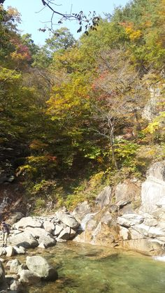 #Seoraksan National Park in #Sokcho, Korea