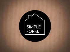 SIMPLE FORM. - Brand design, stationery and web elements.