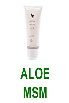 Gel lenitivo, composto da Metil Sulfonil Metano, Aloe Vera ed estratti di piante officinali