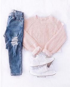 this outfit? Via - Women's Fashion - Love this outfit? Via – Women's Fashion – Women -Love this outfit? Via - Women's Fashion - Love this outfit? Via – Women's Fashion – Women - high waisted. Teen Fashion Outfits, Mode Outfits, Outfits For Teens, Fall Outfits, Womens Fashion, Fashion Clothes, Dress Fashion, 90s Fashion, Fashion Heels