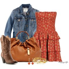 """""""Southern Roots"""" by happygirljlc on Polyvore"""