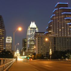 Austin,TX at night   Gonna get there some day to see why you guys love it so much!!!!