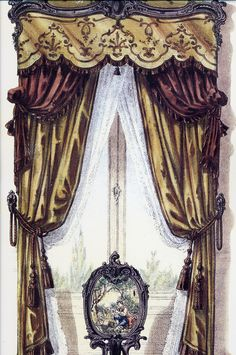 French curtains.. Elham Zaid ... http://www.pinterest.com/elhamzaid/curtains/