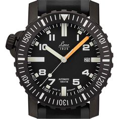 "Laco Squad Watch ""Seven Seas"" Automatic — Fairtime Danmark ApS"