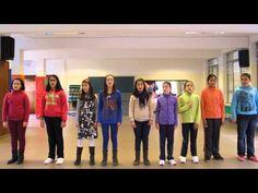Percusión Corporal - Marcha turca ( W.A.Mozart ) - YouTube