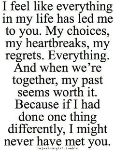 soulmate love quotes - Relationship Funny - I love my best friend and he's always there and I'm so happy to have him in my life. The post soulmate love quotes appeared first on Gag Dad. Now Quotes, Great Quotes, Quotes To Live By, Inspirational Quotes, Funny Quotes, Soulmate Love Quotes, Funny Humor, Love Quotes To Husband, Amazing Boyfriend Quotes