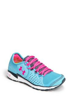 Mommy likey. Under Armour 'Micro G® Mantis' Running Shoe (Women) available at #Nordstrom