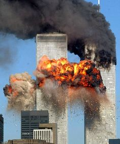 Grim: 2,753 died from 'blunt impact injuries' on 9/11 and it is thought that around 200 people jumped to their deaths. They would have fallen for around 10 seconds