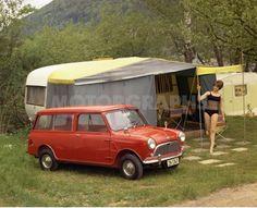 Mini Cooper S MKII de 1968: 55 photos couleur de filles & de Clubman ou Countryman