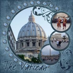 Layout: Rome - Vatican - Page 3