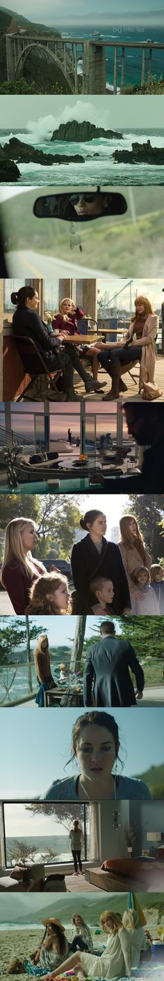 Big Little Lies | HBO | cinematography