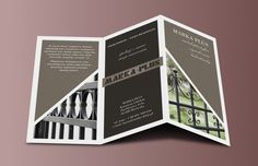 MARKA-PLUS COMPANY LEAFLET by OhhDesign