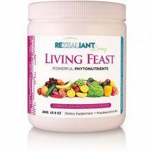 Rezealiant Living - Living Feast 300 grams jar 10.5 oz, Whole Food Supplement