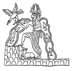 Oannes / EA of Nibiru / Lord ENKI, worshipped as creator of mankind when legends of Noah who came through the waters from the pre-flood world started evolving into myths