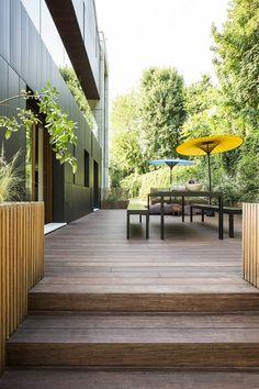 Interior with garden, Turin, 2015 - MG2 ARCHITETTURE