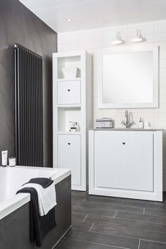 Het Riverdale badmeubel / Bathroom