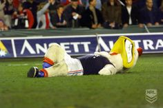Sydney Roosters Mascot