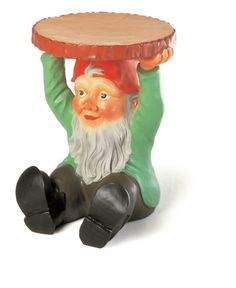 Garden Gift Guide: A Designer French Gnome --> http://www.hgtvgardens.com/tools-and-products/garden-gifts-for-every-taste?soc=pinterest&s=6
