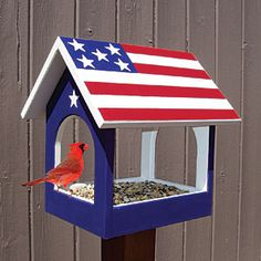 Printable Bird Feeder Plans | Woodcrafting Plans and Patterns, Yard Art Patterns, Tools and Supplies ...