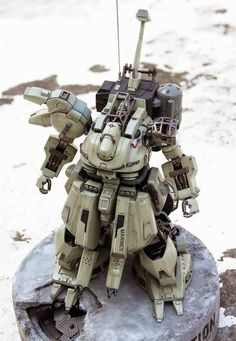 "Custom Build: MG 1/100 PMX-003 The-O ""Regeneration"""