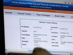 Indian Railways Changing Timings for Tatkal Ticket Booking - Livemans Train Tour, Central Station, Ticket, Tourism, Change, Indian, Tech News, Travel, Turismo