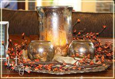 Beautiful DIY Mercury Glass!