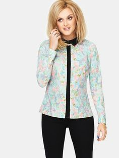 Fearne Cotton Printed Shirt