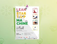 Lean Startup Machine - Event communication